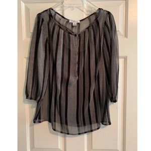 Liz Claiborne blouse.